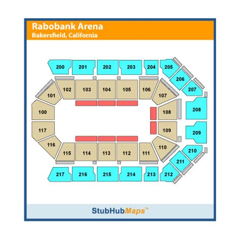 Rabobank Arena Box Office by Rabobank Arena Theater And Convention Center Events And