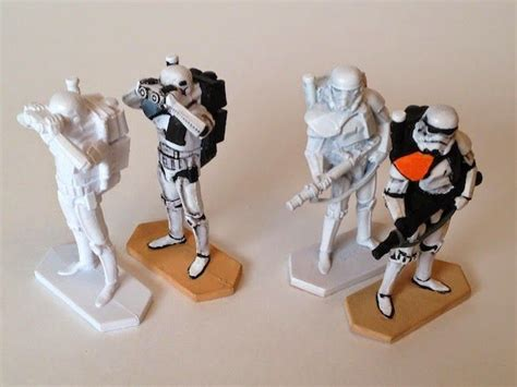 Toys Planning Painted Figures wars command mini figures painted by admit it this is the thing you thought
