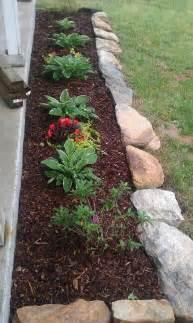 Garden Bed Rocks Best 20 Rock Garden Borders Ideas On Landscaping Borders Driveway Landscaping And