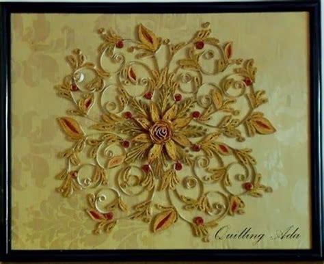 tutorial tablouri quilling quilling by ada tablouri quilled snowflakes pinterest