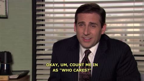 Michael Office by The Office Quotes Michael Beyonce Quotesgram