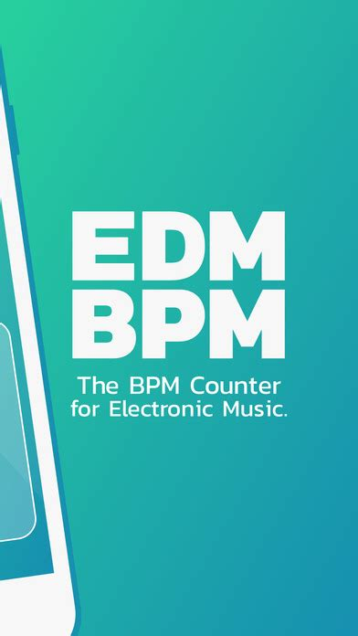 dance music genres bpm edm bpm tempo counter for electronic dance music apprecs