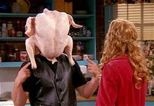 thanksgiving episodes of friends joey turkey on head the regular guy nyc