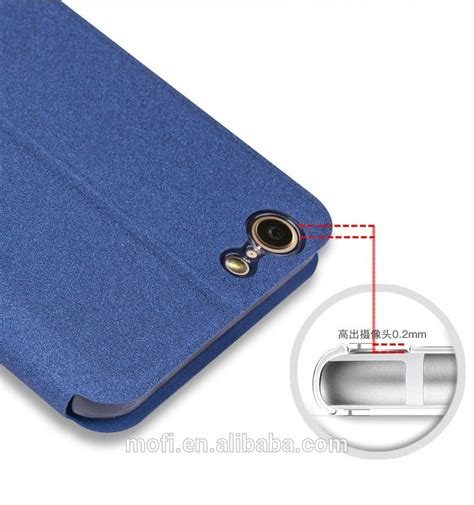 Flip Flip Cover Oppo A57 mofi pu leather for oppo a57 back cover phone celular