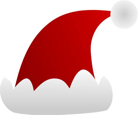 santa hat free to use domain santa hat clip