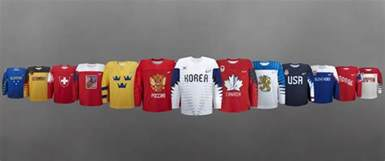 who s who in s hockey 2018 books nike unveils all 2018 olympic hockey jerseys chris