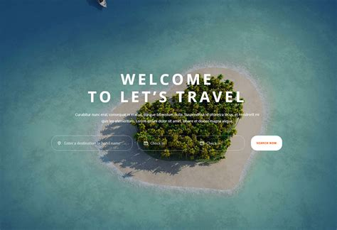 best hotel booking website 10 best hotel website templates for hotel and travel