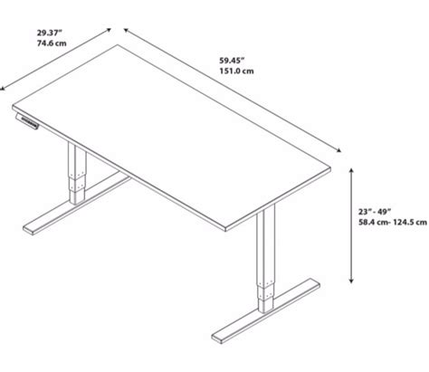 Ergonomic Desk Height Calculator by Ergonomic Standing Desk Adjustable Height Desks Sit