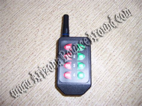 wireless stop and go lights led traffic light rental arizona rent a traffic