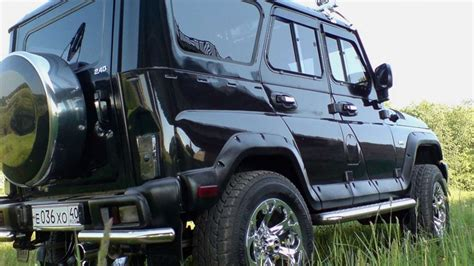uaz hunter tuning 779 uaz hunter tuning russian cars youtube