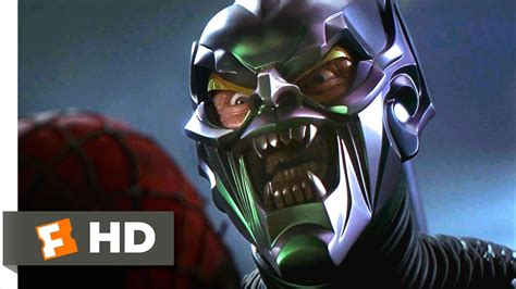 spiderman vs goblin film ita spider man movie 2002 spider man vs green goblin