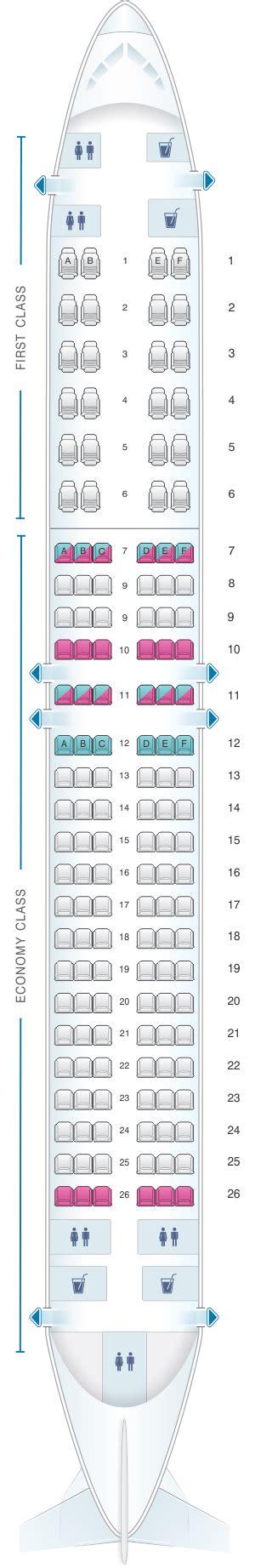 air algerie siege plan de cabine air algerie boeing b737 800 config 2