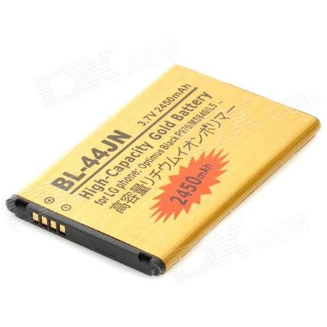 Baterai Battery Lg Bl 44jn For Lg Optimus L5 L3 L2 P970 E510 E730 P690 replacement bl 44jn 3 7v 2450mah li ion battery for lg