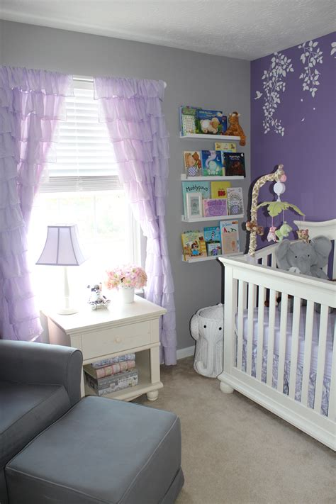 lilac nursery curtains lilac nursery curtains nursery decor nursery and toddler