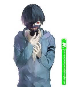 Kaneki ken tokyo ghoul 4 render by azizkeybackspace on deviantart