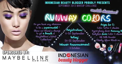Eyeshadow Sariayu Reog ibb make up competition september sariayu lipstick 11