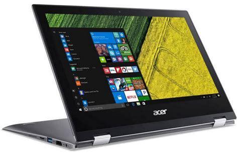 Laptop Acer Layar Sentuh new acer spin 1 notebook konvertibel dibawah 5 jutaan tipis dan ringan jeripurba
