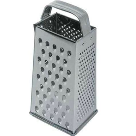Promo 4 Way Grater Stainless Steel Parutan 4 Sisi Mutu Gts 48 cheese grater 4 way 18 0cm stainless steel stainless steel 18 0cm stainless steel each