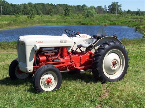 ford jubilee 54 ford naa jubilee tractors ford tractor