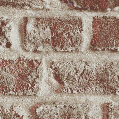 papier peint papier sur papier lutece duplex brique sablee