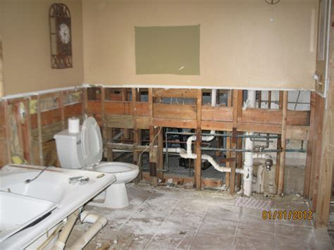 Flood Damage Remediation  Interior