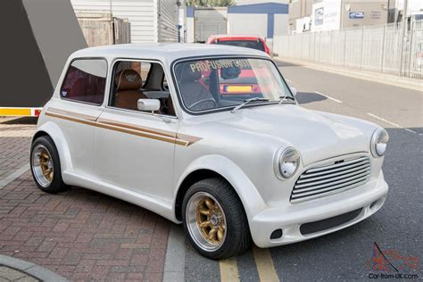 1992 rover classic mini custom built show car modified by