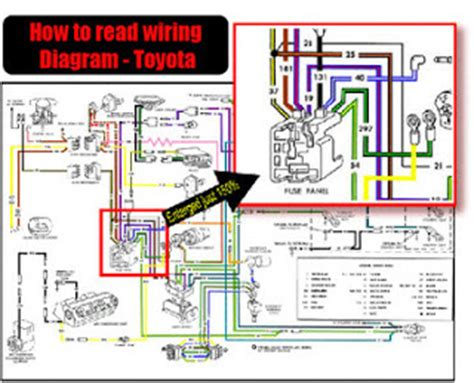 toyota manuals using the electrical wiring diagram