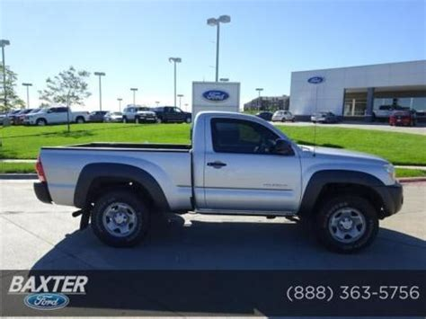 2007 Toyota Tacoma Regular Cab 2007 Toyota Tacoma Regular Cab Cars For Sale