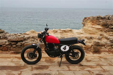 Motorrad Suzuki Gn 250 by Germanscoot Suzuki Gn 250 Scrambler