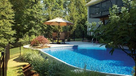 Sloped Backyard Pool by 28 Best Ideas About Pools On Decks Pools And