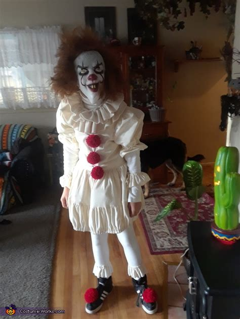 pennywise costume idea  boys