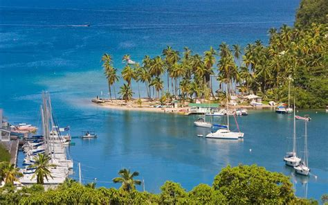 catamaran excursion st lucia s 233 jour 224 sainte lucie aux cara 239 bes guide de voyages 224