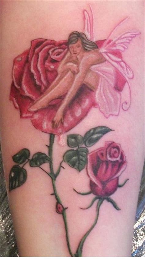 fairy and rose tattoo 1000 images about rhowyn inspiration on