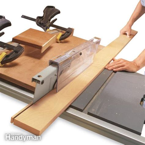 can you use a table saw as a jointer how to use a table saw ripping boards safely the family
