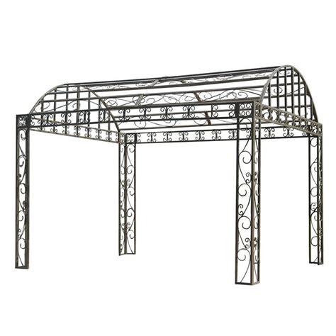 home depot steel pergola 1000 ideas about metal pergola on iron