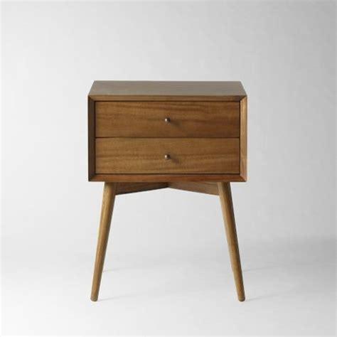 Westelm Nightstand mid century nightstand acorn west elm modern nightstands and bedside tables by west elm