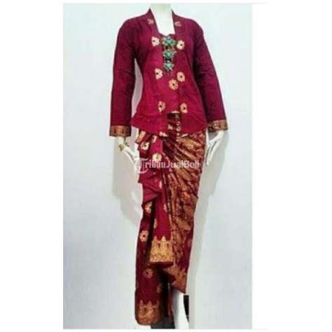 Harga Baju Kapel Batik Baju Kebaya Batik Lilit Cewek Prada Kutubaru Harga