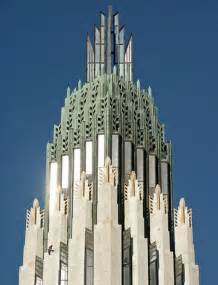 Building Styles Art Deco Styles And Themes