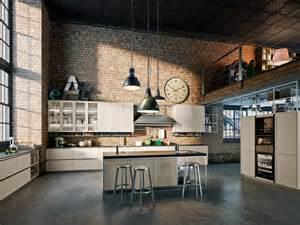 urbane kitchens atmosfere industriali per la cucina urbana ambiente cucina