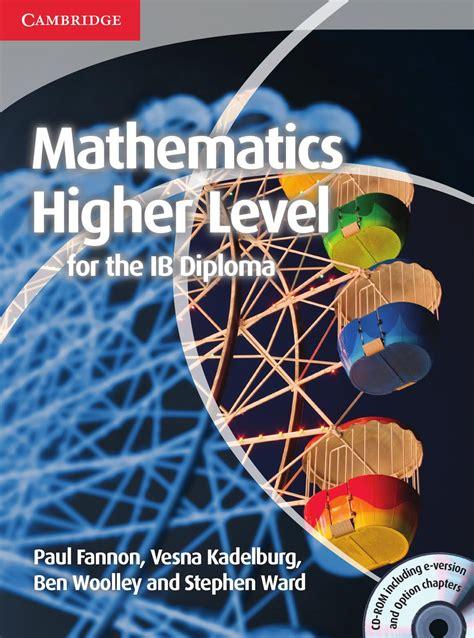 Mathematics For The Ib Diploma Higher Level Statistics And Probabilit issuu mathematics higher level for the ib diploma by