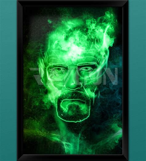 breaking bad color theory heisenberg