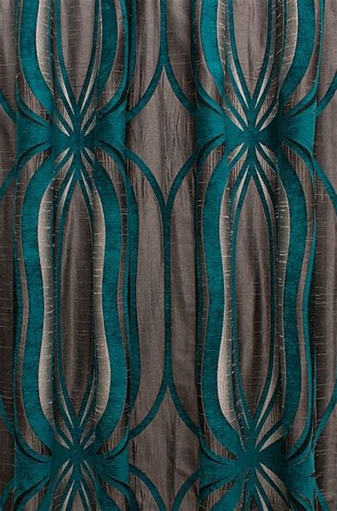 Teal And Curtains Best 25 Teal Curtains Ideas On Window
