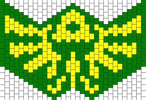 zelda bead pattern zelda mask test bead pattern peyote bead patterns misc