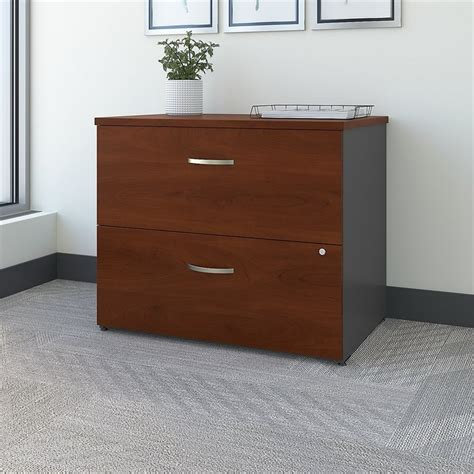 bush business series c assembled lateral file hansen