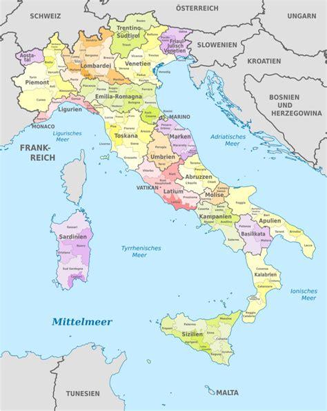 antikes italienisches volk die italienischen provinzen italien regionen