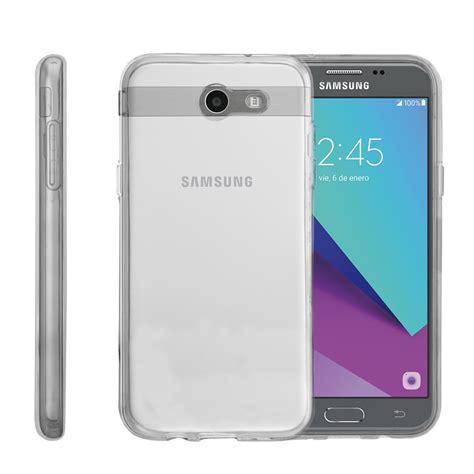 Oacc Anti Samsung J3 Prime J327 J3 Emerge 5inch Jelly Anti for samsung galaxy j3 emerge galaxy j3 2017 j327 clear tpu ebay