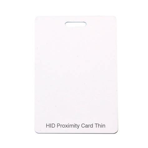 Kartu Id Card Blank Hid Noco Cr80 Isi 100pcs cetak kartu akses id compatible hid blank rfid card allsmartcard