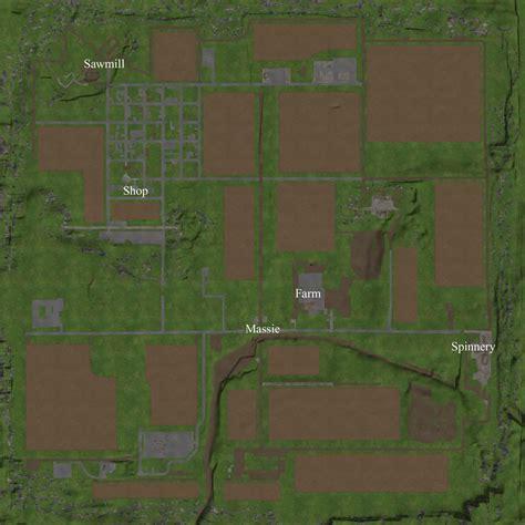 canadian map farming simulator 2015 ontario canada map v 1 0 farming simulator 2017 mods