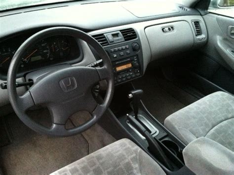 2001 Honda Accord Ex Interior by 2001 Honda Accord Pictures Cargurus