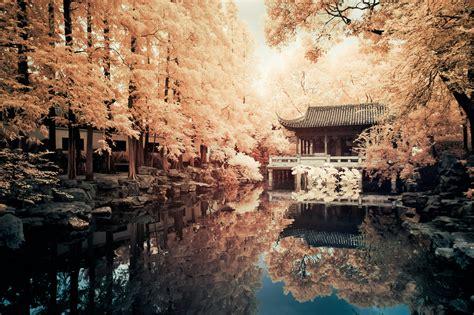 Japan Landscape The Para Noir